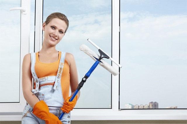 как легко помыть окна без разводов