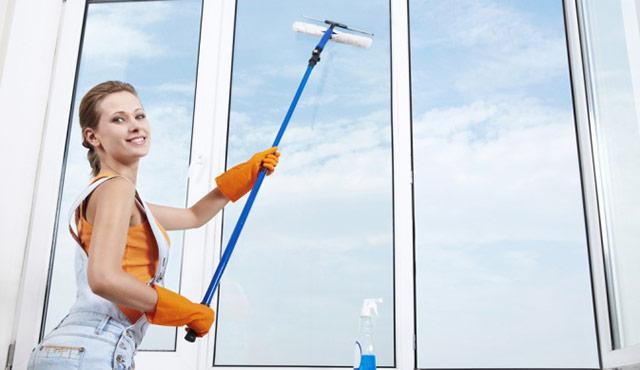 Как отмыть окна после ремонта?